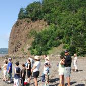 Wasson Bluff Interpreter Tour